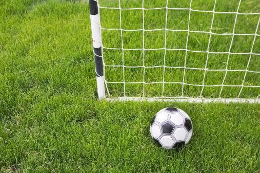 Goal Post「still life of football and goal」:スマホ壁紙(5)