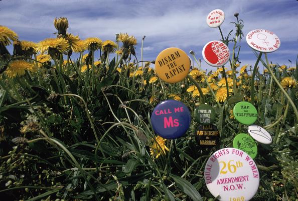 Dandelion「Feminist Buttons」:写真・画像(15)[壁紙.com]