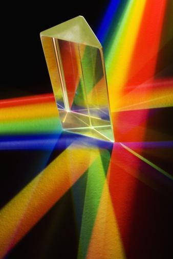 Rainbow「Still life of a prism」:スマホ壁紙(0)