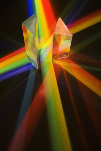 Rainbow「Still life of a prism」:スマホ壁紙(3)
