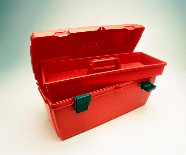 カットアウト「Still life image of a toolbox」:写真・画像(11)[壁紙.com]