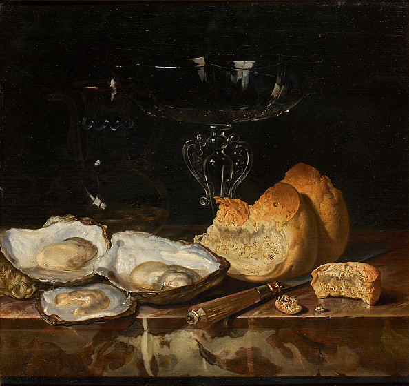 Drinking Glass「Still Life With Oysters」:写真・画像(19)[壁紙.com]