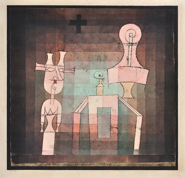 静物「Still Life With Sculptures 1923」:写真・画像(10)[壁紙.com]