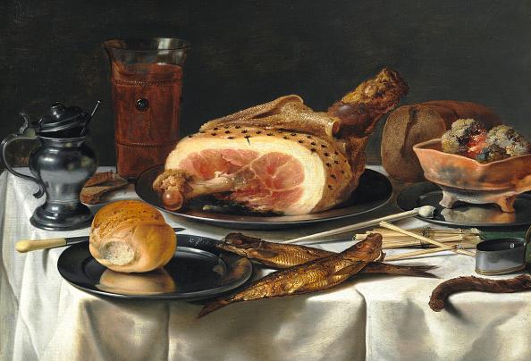 Napkin「Still Life With Ham」:写真・画像(9)[壁紙.com]