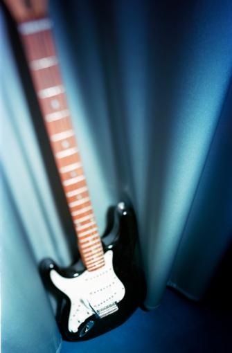 Rock Music「still life of electric guitar」:スマホ壁紙(16)