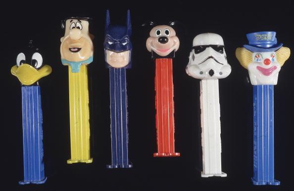Candy「Cartoon Character PEZ Dispensers」:写真・画像(19)[壁紙.com]