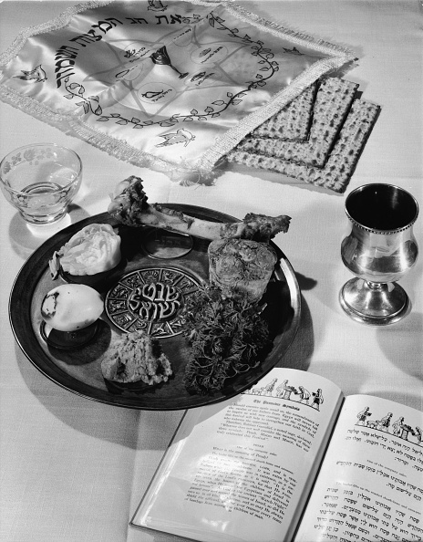 Crockery「Table Set For Passover」:写真・画像(13)[壁紙.com]