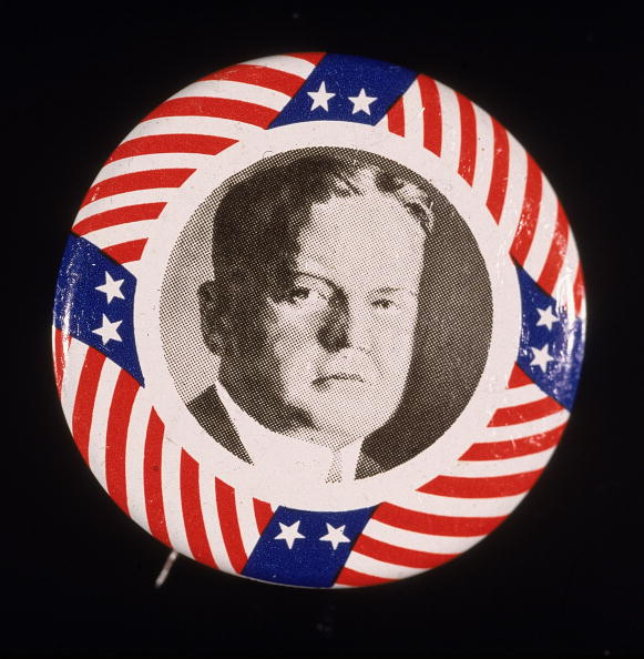 One Man Only「Herbert Hoover Campaign Button」:写真・画像(17)[壁紙.com]