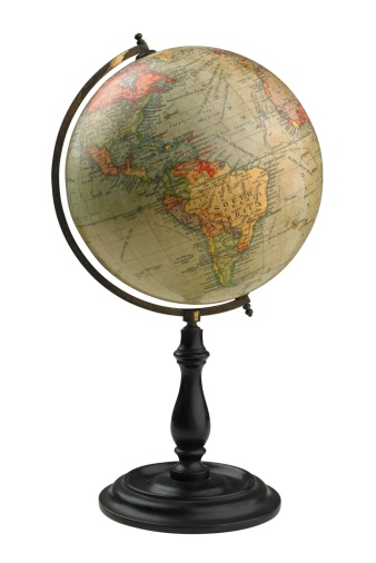 地球「Still life of globe」:スマホ壁紙(4)