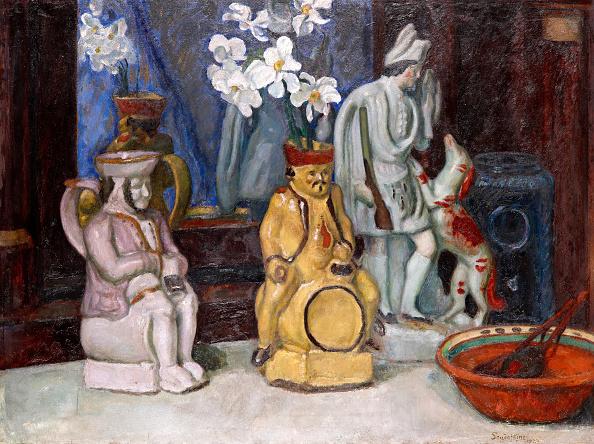 静物「Still Life With Ceramics And Narcissi」:写真・画像(18)[壁紙.com]