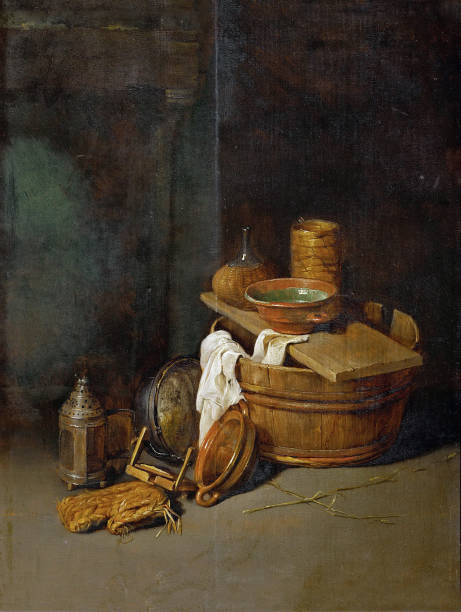 Still Life With Household Utensils:ニュース(壁紙.com)