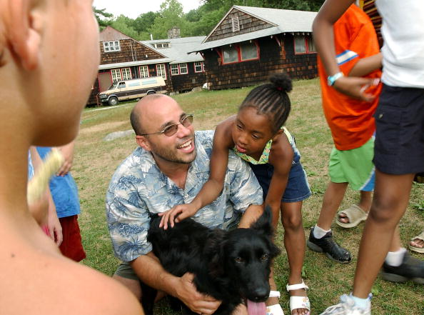 Defocused「Camp Helps Kids deal With Sept. 11 Pain」:写真・画像(8)[壁紙.com]