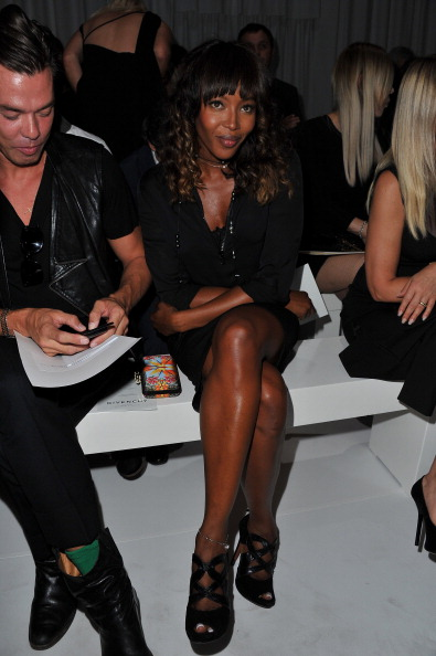 Pascal Le Segretain「Givenchy: Front Row - Paris Fashion Week Spring / Summer 2012」:写真・画像(15)[壁紙.com]
