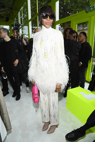 Womenswear「Valentino : Front Row -  Paris Fashion Week - Womenswear Spring Summer 2020」:写真・画像(5)[壁紙.com]