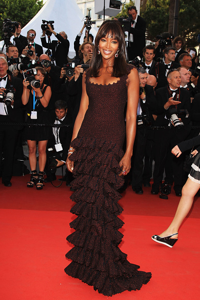 "Scalloped - Pattern「""The Beaver"" Premiere - 64th Annual Cannes Film Festival」:写真・画像(2)[壁紙.com]"