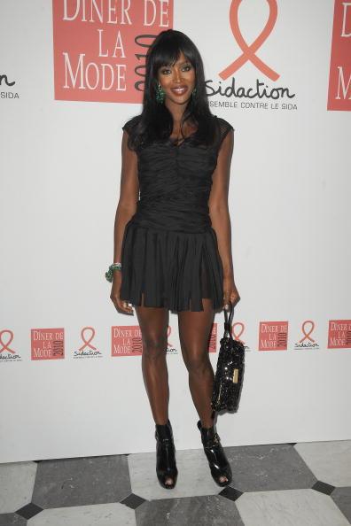 Sleeveless Dress「Fashion Dinner for AIDS - Sidaction」:写真・画像(16)[壁紙.com]