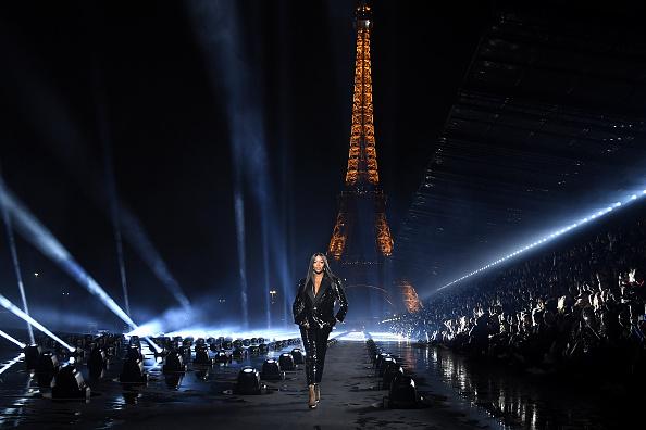 Spring Summer Collection「Saint Laurent : Runway - Paris Fashion Week - Womenswear Spring Summer 2020」:写真・画像(6)[壁紙.com]