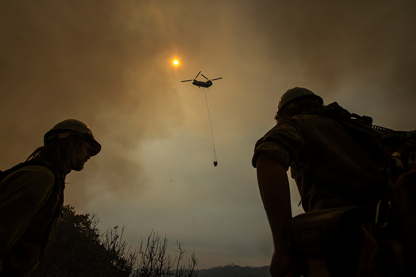 Sequoia National Forest「French Fire In California Burns Almost 15,000 Acres」:写真・画像(19)[壁紙.com]