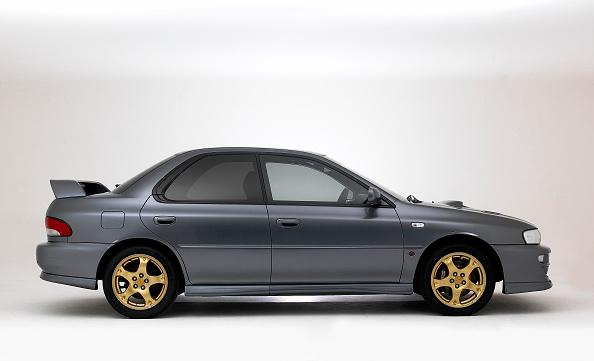 Saloon「2000 Subaru Impreza Sti」:写真・画像(17)[壁紙.com]