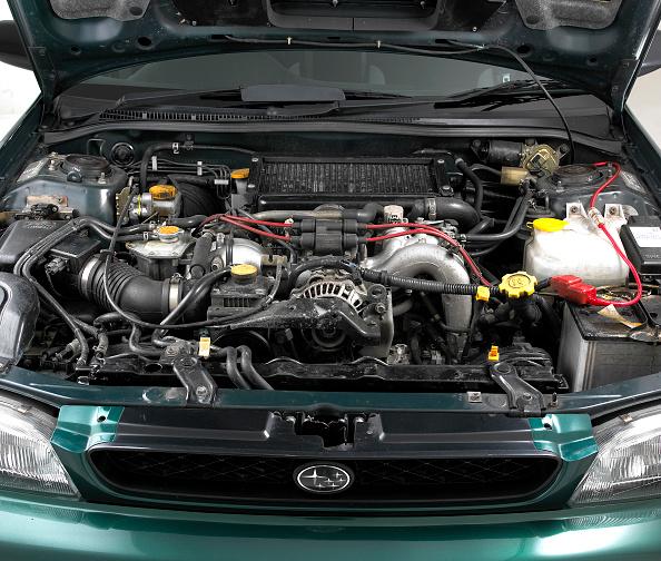 Finance and Economy「1997 Subaru Impreza Turbo」:写真・画像(0)[壁紙.com]