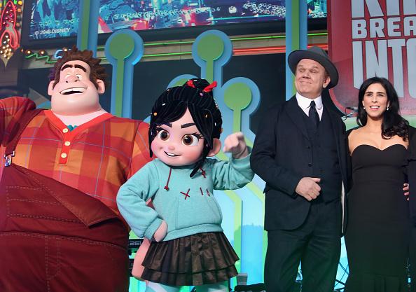 "El Capitan Theatre「""Ralph Breaks The Internet"" World Premiere」:写真・画像(13)[壁紙.com]"
