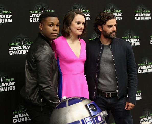 Star Wars Episode VII - The Force Awakens「Star Wars Celebration 2015」:写真・画像(4)[壁紙.com]