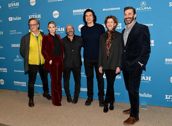 運転手「2019 Sundance Film Festival - 'The Report' Premiere」:写真・画像(13)[壁紙.com]