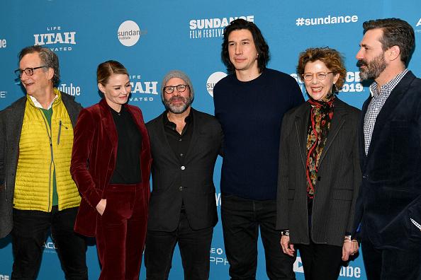 運転手「2019 Sundance Film Festival - 'The Report' Premiere」:写真・画像(15)[壁紙.com]