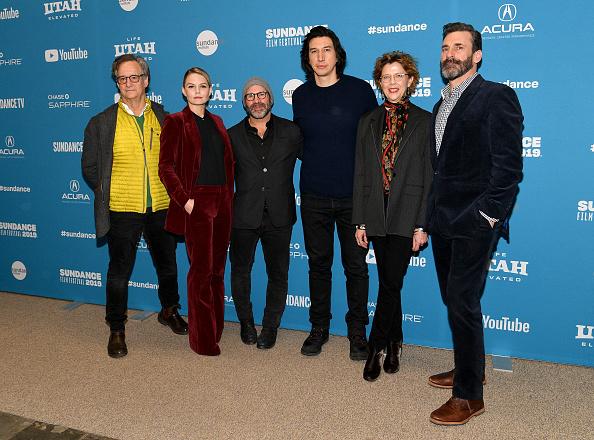 運転手「2019 Sundance Film Festival - 'The Report' Premiere」:写真・画像(17)[壁紙.com]