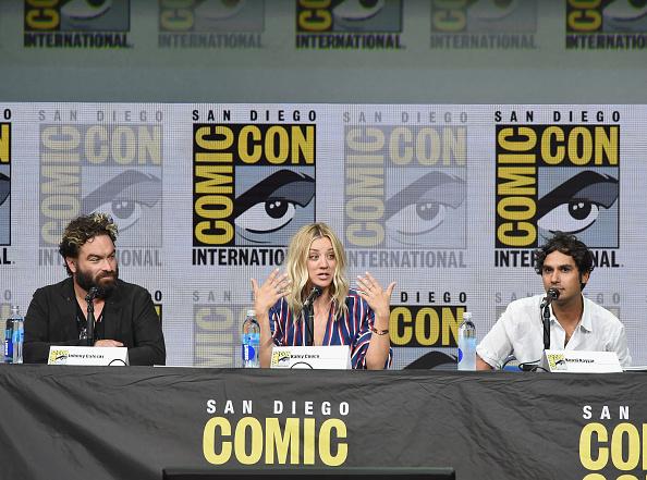 "San Diego Convention Center「Comic-Con International 2017 - ""The Big Bang Theory"" Panel」:写真・画像(17)[壁紙.com]"