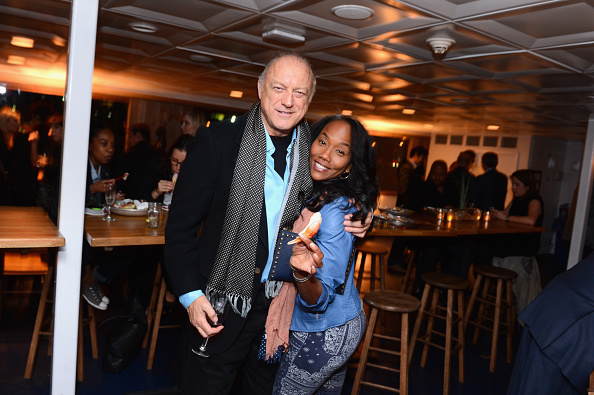 "Sonja Sohn「Premiere Of SHOWTIME Drama ""The Affair"" Held At North River Lobster Company」:写真・画像(10)[壁紙.com]"