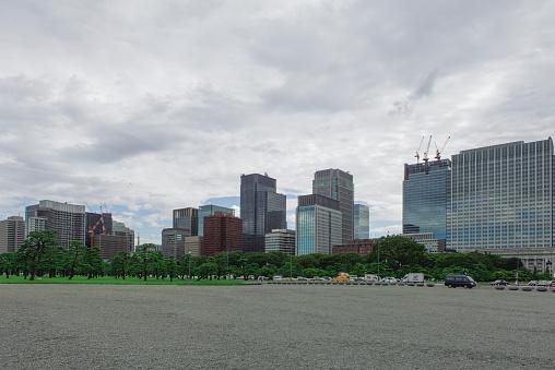 Tokyo - Japan「city boxes」:スマホ壁紙(13)