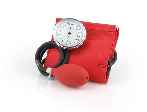 Pressure Gauge「Red Blood Pressure Gauge」:スマホ壁紙(2)