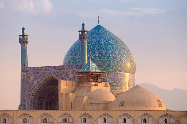 Shah Mosque, Isfahan, Iran:スマホ壁紙(壁紙.com)