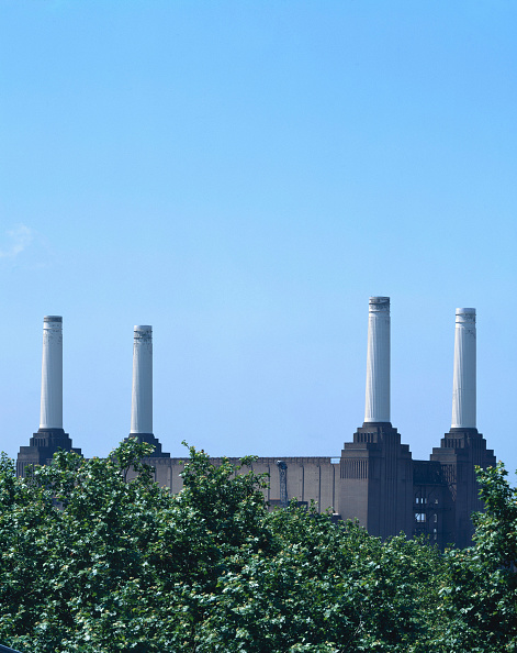 Brick Wall「Battersea Power Station. London, United Kingdom.」:写真・画像(11)[壁紙.com]