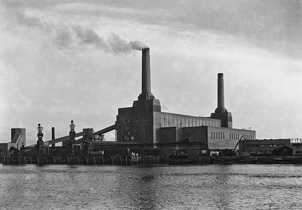 Architecture「Battersea Power Station」:写真・画像(17)[壁紙.com]