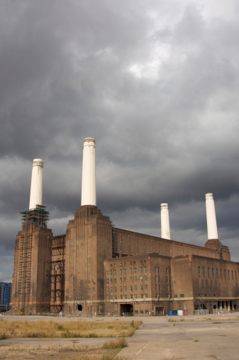 Wandsworth「Battersea Power Station」:スマホ壁紙(17)