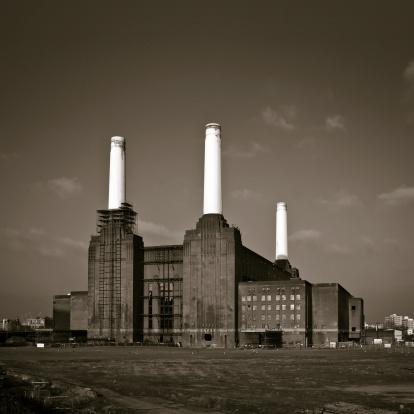 Wandsworth「Battersea Power Station」:スマホ壁紙(11)