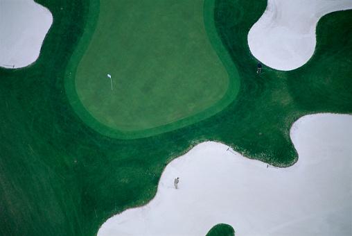 Sand Trap「Golf Green」:スマホ壁紙(16)