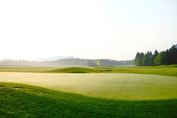 Golf green:スマホ壁紙(壁紙.com)