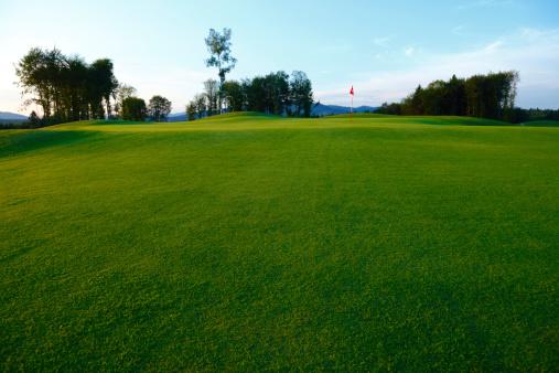 Golf Flag「Golf green」:スマホ壁紙(19)