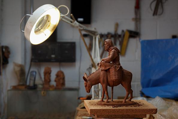 Craft「Hand-Made Clay Figures For Christmas Nativity Scene」:写真・画像(19)[壁紙.com]