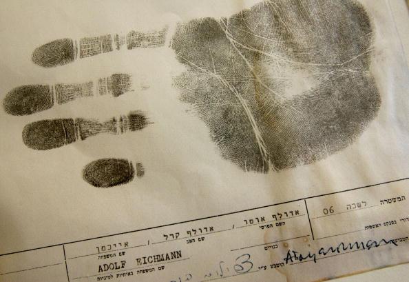 Middle East「Eichmann's Fingerprints Donated To Yad Vashem Holocaust Memorial」:写真・画像(15)[壁紙.com]