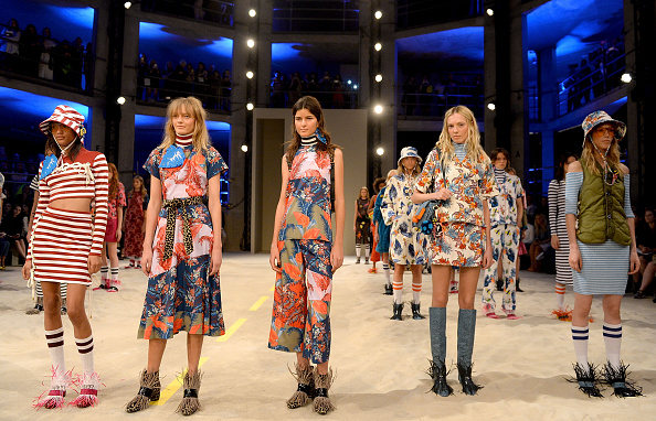 Spring Collection「House Of Holland - Runway - LFW SS16」:写真・画像(3)[壁紙.com]