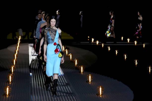 Prada - Runway: Milan Fashion Week Autumn/Winter 2019/20:ニュース(壁紙.com)