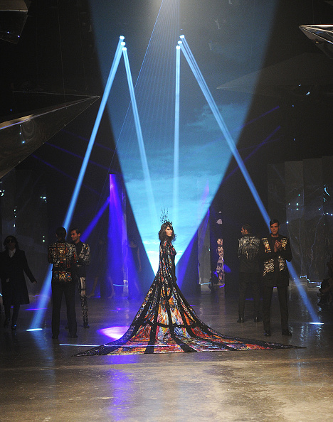 Dubai Fashion Week「Michael Cinco - Runway - Dubai FFWD October 2015」:写真・画像(12)[壁紙.com]