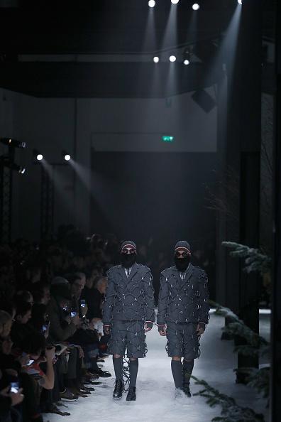 Tristan Fewings「Moncler Gamme Bleu - Runway - Milan Men's Fashion Week Fall/Winter 2017/18」:写真・画像(4)[壁紙.com]