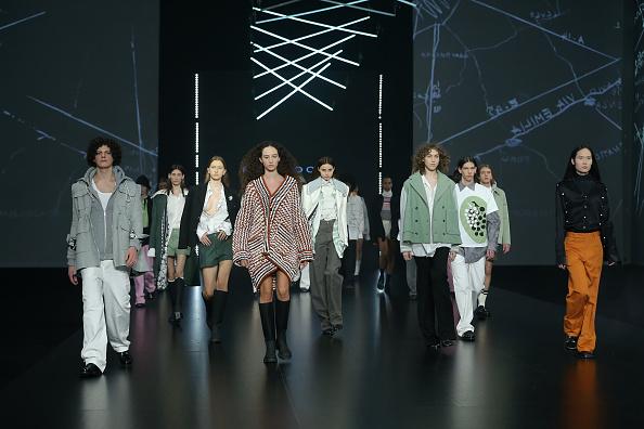 """AltaRoma AltaModa「Altaroma 2021 - Federico Cina """"A Emilia"""" Fashion Show - Runway」:写真・画像(10)[壁紙.com]"""