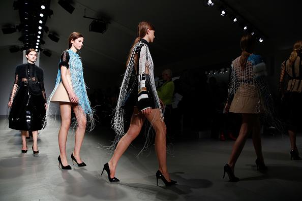 Tristan Fewings「Central Saint Martins: Runway - London Fashion Week AW14」:写真・画像(10)[壁紙.com]