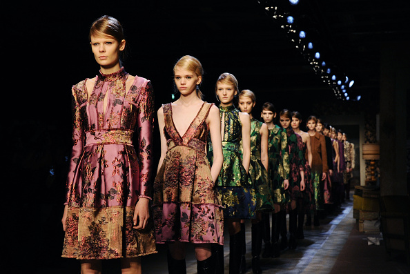 London Fashion Week「Erdem - Runway - LFW FW15」:写真・画像(7)[壁紙.com]